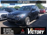 Photo Used BMW X3 2017 Jet Black, 59.3K miles