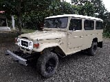 Photo 1980 Toyota Land Cruiser DIESEL Troopy Troop...