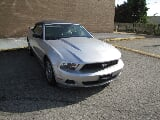 Photo 2010 Ford Mustang V6 Convertible - $8,000
