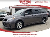 Photo 2018 Toyota Sienna LE