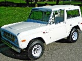 Photo 1971 Ford Bronco SPORT 302 V8