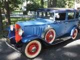 Photo 1932 graham 4 door sedan