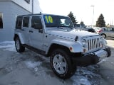 Photo 2010 Jeep Wrangler Unlimited Sahara