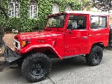Photo 1974 Toyota FJ40 Land Cruiser Hardtop Fully...