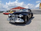 Photo 1948 lincoln continental