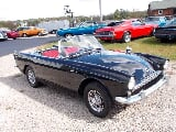 Photo 1963 Sunbeam ALPINE ROADSTER Convertible