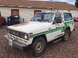 Photo 1983 Nissan Patrol