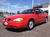 Photo 2003 Pontiac Grand Am 4dr Car SE1