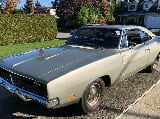 Photo 1969 Dodge Charger SURVIVOR 12000 Miles...