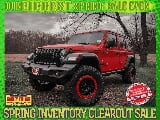 Photo 2020 Jeep Wrangler Unlimited, Red Clearcoat in...