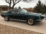 Photo 1968 Ford Mustang FASTBACK Green