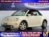 Photo 2005 Volkswagen New Beetle Convertible GLS 1.8L...