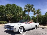 Photo 1962 Lincoln Continental Convertible