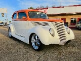 Photo 1937 ford coupe slantback