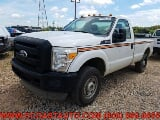 Photo 2012 FORD F-250 XL Work Truck 4WD