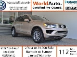 Photo Used 2016 Volkswagen Touareg VR6