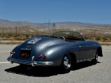 Photo 1957 Porsche 356 Speedster