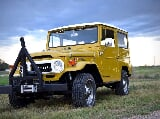 Photo 1973 Toyota FJ40 Land Cruiser