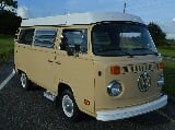 Photo 1978 volkswagen bus type ii westfalia rare auto ac