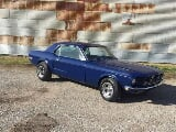 Photo 1968 Ford Mustang