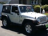 Photo 2008 Jeep Wrangler X