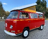 Photo 1970 Volkswagen Westfalia Bus Vanagon Camper