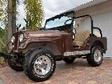 Photo 1956 willys jeep cj5 one owner