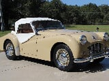 Photo 1956 Triumph TR3 Beautiful Older Frame-Off...