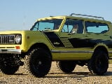 Photo 1974 International Harvester Scout II