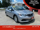 Photo 2013 Honda Civic LX 4dr Sedan 5A