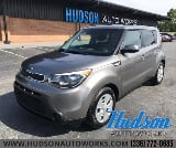 Photo 2015 Kia Soul Base, Titanium Gray in...