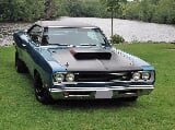 Photo 1969 Dodge Coronet 2 DR HT Superbee 6pack RWD