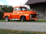 Photo 1956 Ford F100 Short Bed RWD