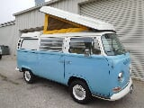 Photo 1971 Volkswagen Camper Bus/Vanagon Blue/White