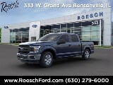 Photo 2019 Ford F-150 XL, Blue in Bensenville, Illinois