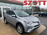 Photo Used 2017 Toyota RAV4 Limited for sale
