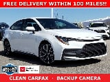 Photo 2020 Toyota Corolla SE, Super White in...