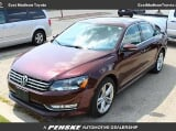 Photo 2012 Volkswagen Passat Sedan 4dr Sedan 2.0L DSG...