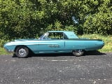 Photo 1963 Ford Thunderbird
