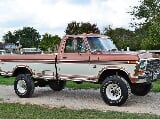 Photo 1976 Ford F-250 Highboy 4X4 Ranger XLT