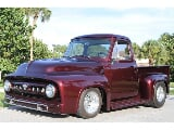 Photo 1953 Ford F100