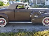 Photo 1937 Buick Convertible With Rumble Seat