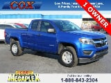 Photo Used 2018 Chevrolet Colorado Work Truck 23K miles