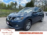 Photo 2015 Nissan Rogue AWD 4dr S, Arctic Blue...