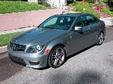 Photo 2012 Mercedes-Benz C-Class C 63 AMG