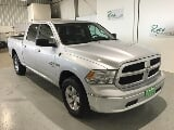 Photo 2019 RAM 1500 Classic SLT, Bright Silver...