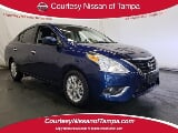 Photo Certified 2019 Nissan Versa 1.6 SV Tampa, FL 33614