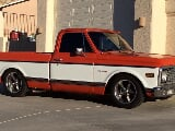 Photo 1971 Chevrolet C-10 Cheyenne Short Bed Truck