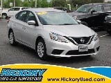 Photo Used 2019 Nissan Sentra S Hickory, NC 28602