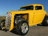 Photo 1932 ford model a hot rod 3 window